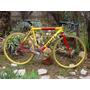 Bicicleta Ruta Rutera Aro 28 Componentes Aluminio Pistera