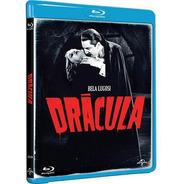 Drácula - Blu-ray - Bela Lugosi - Tod Browning - Novo