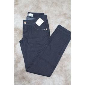 Calça Jeans Lado Avesso Tam 40