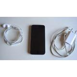 Iphone 5s 16gb Space Gray, Sólo Un Año De Uso, Liberado