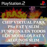 Chip Virtual / Chipeo De Ps2 + 5 Sorpresas