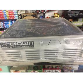 Power Profesional Crown Macro Tech 2402