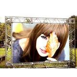 Lona 440gr Impressão Digital. Bobina 3,20mx50m Interflex