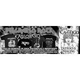 Remeras Rock Belgrano By Satto & Studio Tatto By Gustavo