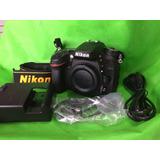 Nikon D7200 Solo Cuerpo (1980 Disparos) Seminueva
