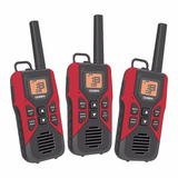 Radio Telefono Walkie Talkie Uniden Gmrs Radio 3 Pack Kit *