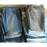 Lote20 Peças De Jeans Calças Bermudas E Shorts P/ Customizar