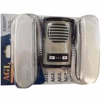 Porteiro Eletrônico Coletivo 2 Pontos Agl Com 2 Monofones