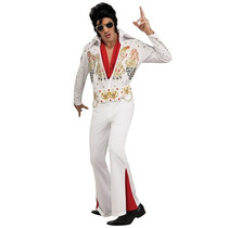 Disfraz Elvis Hombre Adulto Halloween