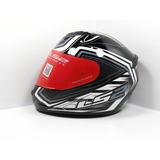 Casco Moto Integral Ls2 Helmets Ff 352 Ranger Brillante