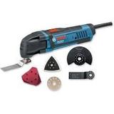 Sierra Multicortadora Oscilante Bosch Gop 250 Ce Accesorios