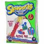 Skwooshi Playset De Ação - Barco E Trem - Sunny Brinquedos