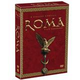 Roma Box Série 1ª E 2ª Temporadas Completas 11 Dvds Lacrado