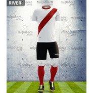 Camisetas De Fútbol Personalizadas Modelo River Mipolera