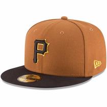Gorra New Era 59fifty Pittsburgh Pirates Piratas