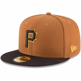 Gorra New Era 59fifty Pittsburgh Pirates Piratas