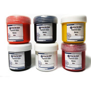 3 Pigmentos De 100gr Colores Basicos Para Epoxicos