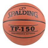 Balón Basquetbol Nº7 Spalding Tf-150 Mvg Sport