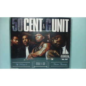 Cd 50 Cent & G Unit - If I Can
