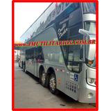 Busscar Dd Panoramico Ano 2001 K420 50 Completo Jm Cod.81