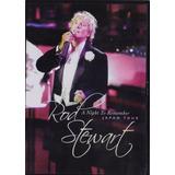 Rod Stewart Night To Remember Japan Concierto En Dvd