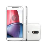 Motorola Moto G4 Play Xt-1602 16gb | 2gb | 2 Chips - Branco