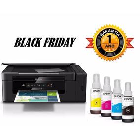 Black Friday Multifuncional Colorida Epson L395 Ecotank C/nf