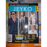 Revista Moda Internacional Jeyko Thernos