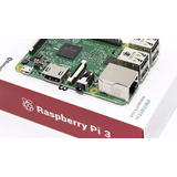 Kit Raspberry Pi3 Model B - 1gb - Wireless - Bluetooth