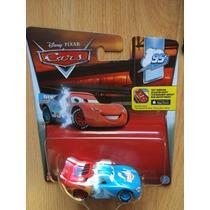 Disney Pixar Cars Lightning Mcqueen Transforming Dinoco Usa