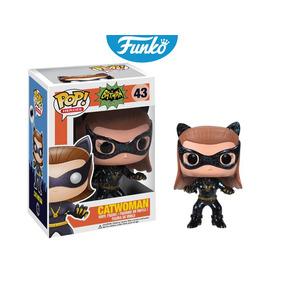 Catwoman Funko Pop Serie Clasica Batman Gatubela