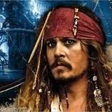Pirata Del Caribe / Manteleria Original