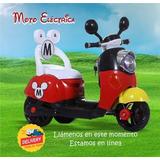 Motos Para Niños Electrica Bateria