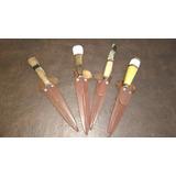 Cuchillos Artesanales De 14 Cm Palermo