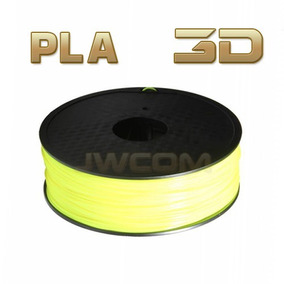 Kit Filamento 3d Pla 1,75mm De Alta Performance/3 Pçs