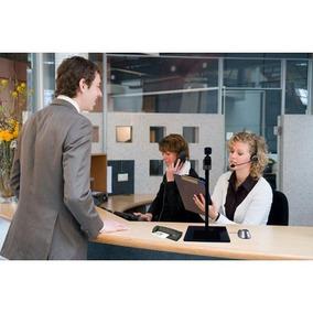 Kit Sistema Control De Visitantes Comercial Y Residencial.