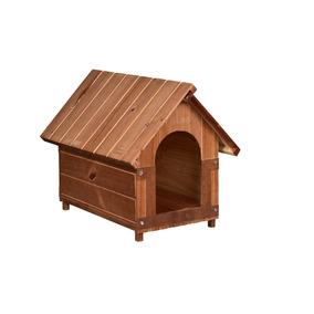Casinha Cachorro Madeira Nº 02