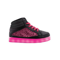 Zapatillas Footy Led Galactic Hot Pink / Footy Oficial