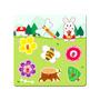 Encaixe E Brinque Madeira Pequeno - Brincando No Parque Dica