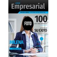 Cartel Recibida Tapa Empresarial - Imprimible Personalizada