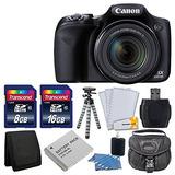 Cámara Digital Canon Powershot Sx530 Hs Con Zoom Óptico Est