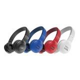 Audífonos Jbl E45bt Azul Rojo Y Negro