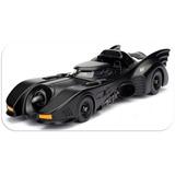 Jada Batmobile 1989 Diecast /batman Figura [1:24] Premium