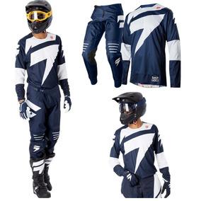 Conjunto Enduro, Motocross - Shift 3black Label 2018
