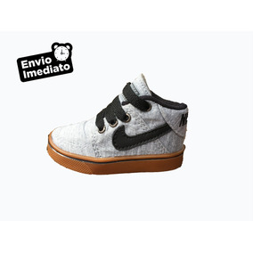 59a5670fc2aed 22 Cano Alto Nike Tenis Elmo Infantil Tamanho 21 - Tênis no Mercado ...