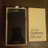 Samsung Galaxy S5 Neo Liberado 4g Lte Caja Y Accesorios