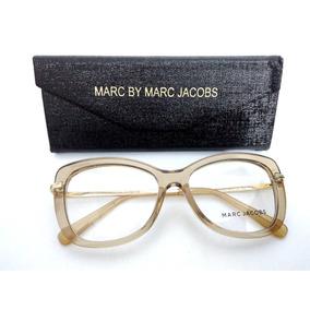 b885ca00b744a Armação P  Oculos De Grau Feminino Marc Jacobs Mj545 Prime