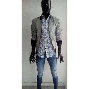 Conjunto Chamarra Y Camisa