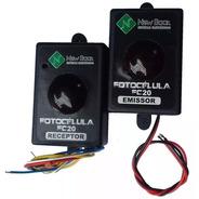 Sensor Anti Esmagamento Motor De Portão Rcg Ppa Fotocélula
