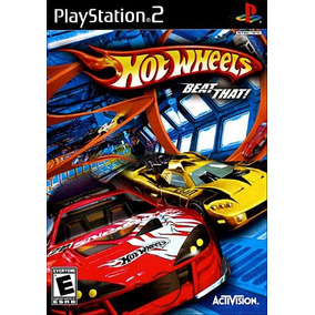 Hot Wheels: Beat That - Ps2 Patch + Encarte